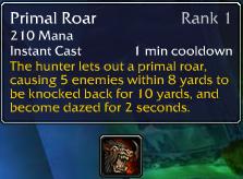 Hear me Rawr !
