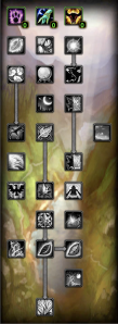 WotLK Healing Talent Tree (Druid)