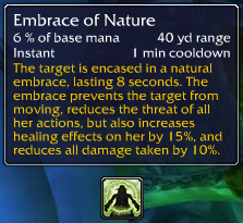 Embrace of Nature